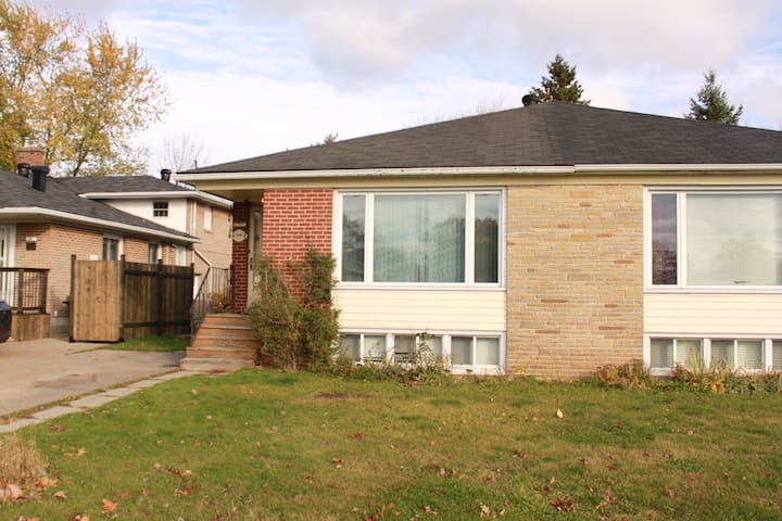 Five Bedroom Centrally Located Home