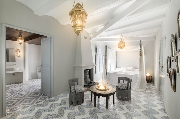 No.4 Benissa - Moroccan Suite