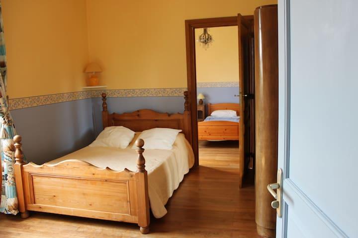 Villa des Roses, Chambres d'hôtes, 3 epis, Luçon