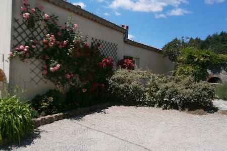 Gîte Lou Soulé - Parc Naturel des Monts d'Ardèche - Saint-Jean-Chambre - 단독주택