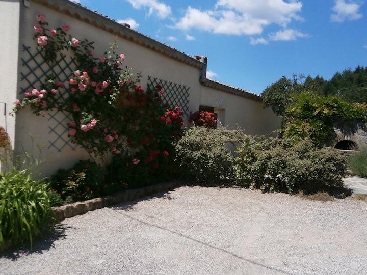 Gîte Lou Soulé - Parc Naturel des Monts d'Ardèche