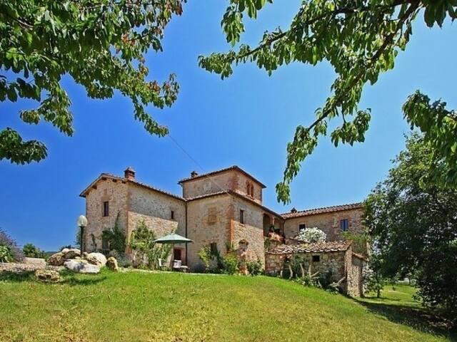 BELLAVISTA (Castello di Bossi) S. Piero