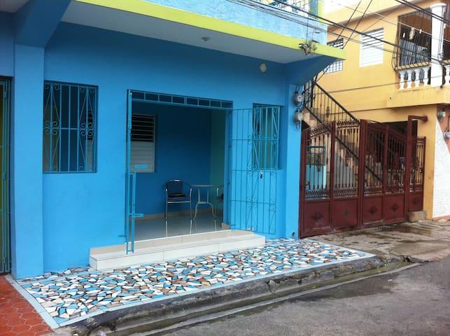 Casa Azul Apartment Loft