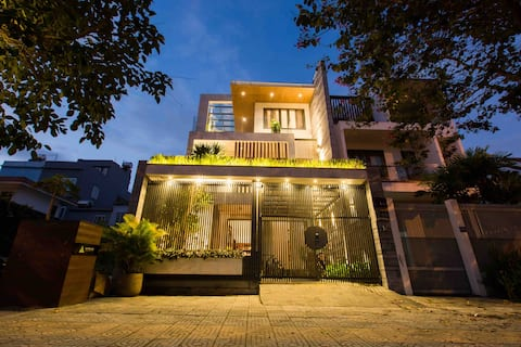 Icity Villa Riverfront Danang★Free pick up*Center