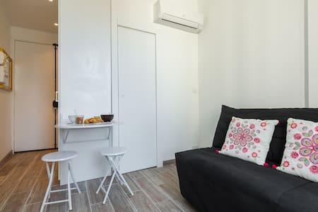 Studio climatisé en plein coeur de Nice - Nice