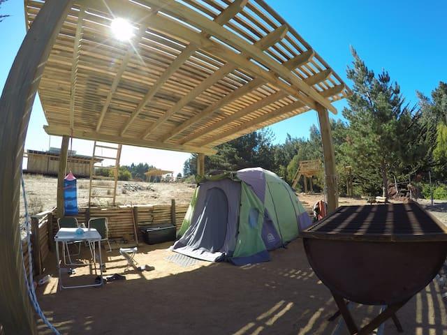Olas De Chile - Eco Camp
