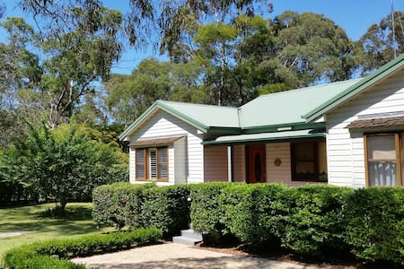 Mountain lover's paradise double room - Wentworth Falls