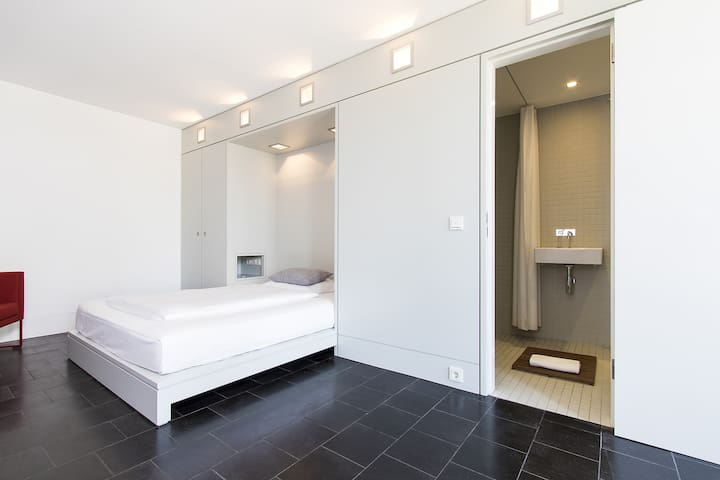 Serviced- Apartment im ehemaligen Design Hotel Q65 - Mainz - House