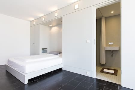 Serviced- Apartment im ehemaligen Design Hotel Q65 - Mainz - Rumah