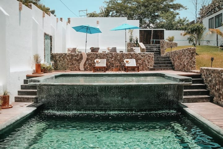 CASA DE OLAS BOUTIQUE HOTEL - BLUE STUDIO