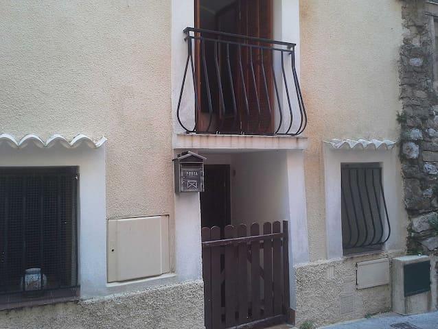 Charmant 2 pièces au coeur d'un village médiéval - Castellar - Apartment