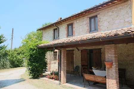Countryhouse in Umbria 4+ people (1 hour from Rome - Amelia - Apartment