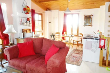 Idyllic country gite overlooking the river Garonne - Barie