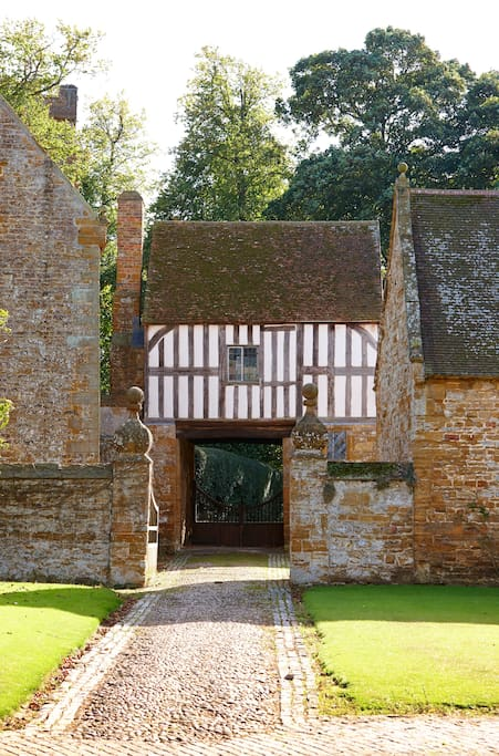 Home of the Gunpowder Plot