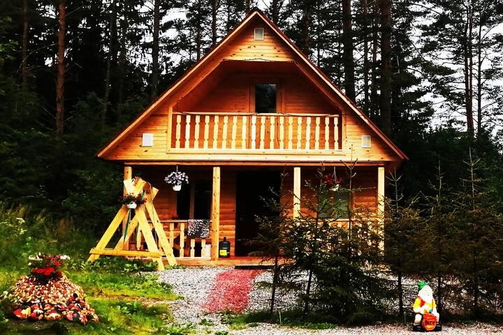 Дом на хуторе