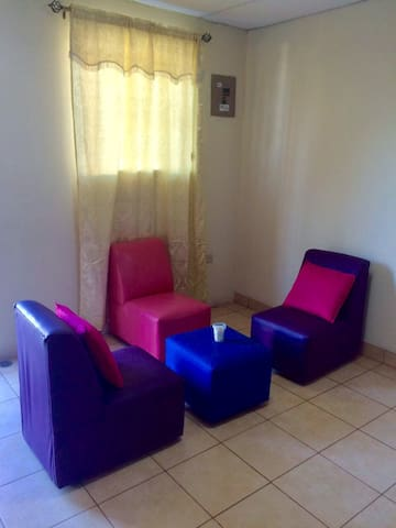 CENTRAL AND COMFORTABLE APARTMENT - Matagalpa - Byt