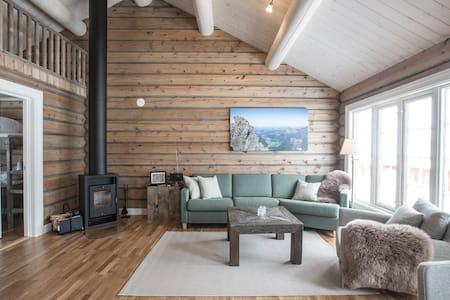 """Mountain Lodge """"Råna"""" - Sykkylven"""