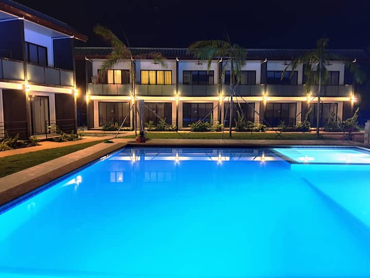Bohol Jewel residence with roofdeck close to beach