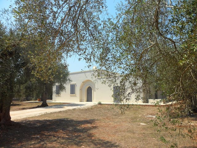 GORGEOUS VILLA NEAR THE SEA, IN THE OLIVE GROVE - Spongano - Villa