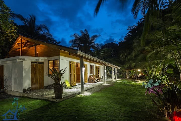 Our Beachfront Bungalow in Punta Uva