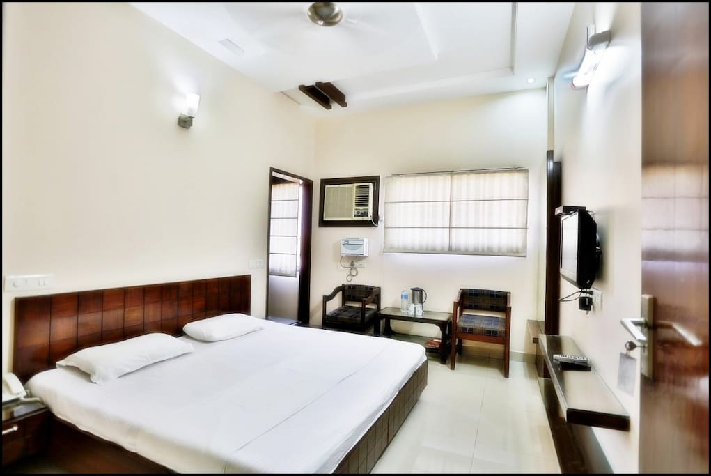Budget room with all amenities