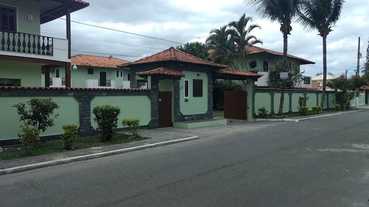 Apartamento em condomínio, Itaúna, Saquarema