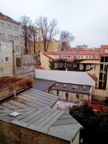 Žižkov flat ♡ If you love Øld Praha ツ