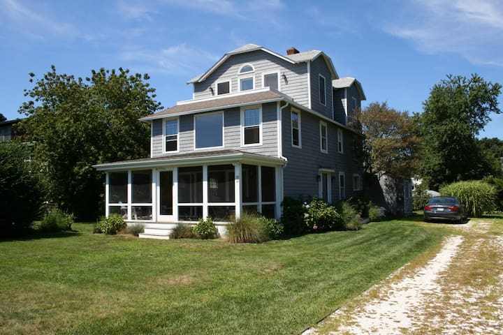 Beach House in Madison CT