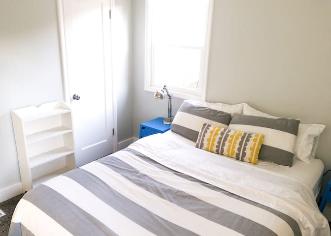Clean and Bright Sugarhouse Room with City Access - Salt Lake City - Huis