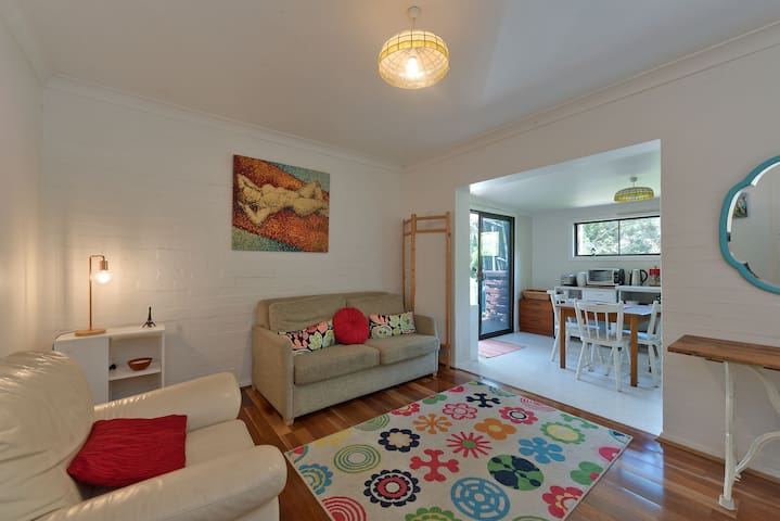 Village lifestyle on bush block - Byron Bay - Apartamento