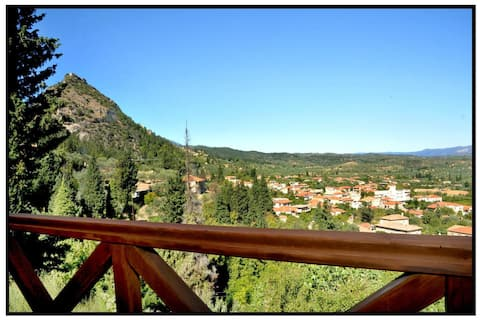 Stylish Stone Villa in Mystras