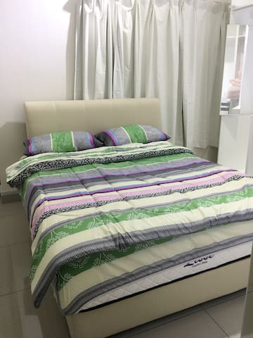 Private Room homestay - puchong - อพาร์ทเมนท์