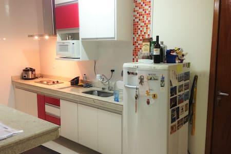 Pertinho da USP - São Carlos - Appartement