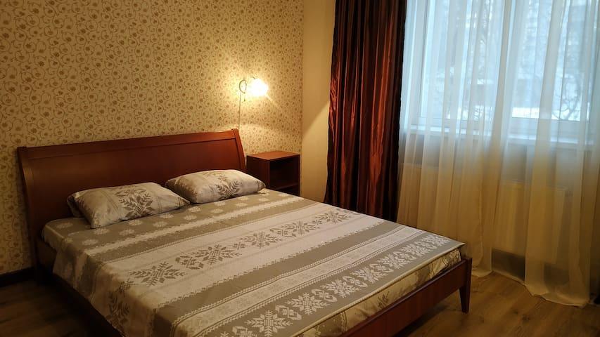 Вторая спальня ( second bedroom)