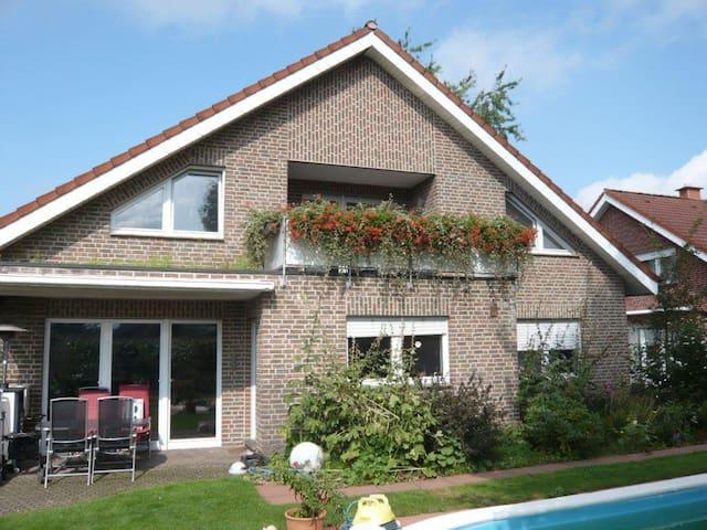 Ferienwohnung Drüe - Sassenberg - Apartament