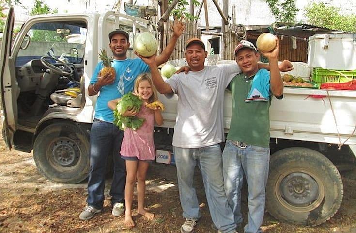 Fruit Truck Twice a Week