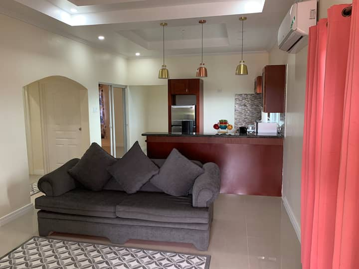 Luxurious 4 bedroom in Portmore, Country Club 1