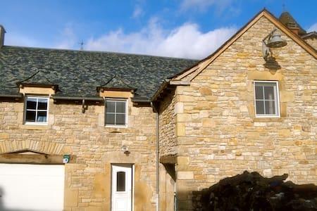 L'Asuelh : Maison 6pers Vue sur les Monts D'Aubrac - Pierrefiche - Dom
