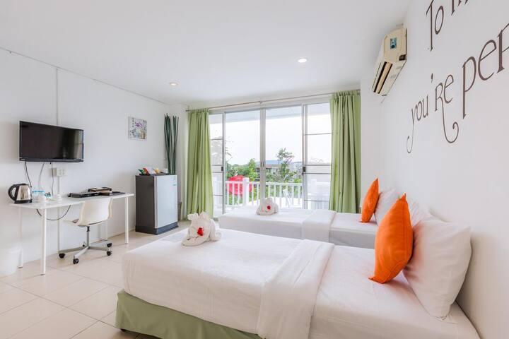 Little Home Ao Nang-Deluxe Family room