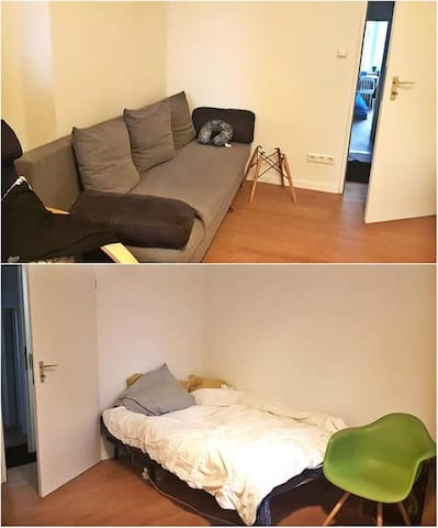 1 bedroom/double bed Kreuzberg studio