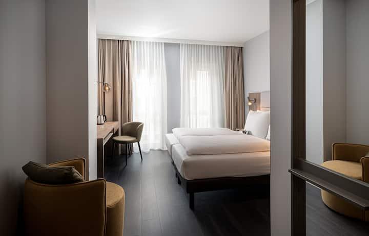 Komfortables Zimmer in Oberhausen
