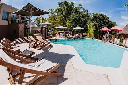 Monoambiente ideal con piscina