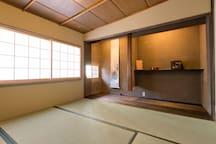 榻榻米卧室2nd Floor Tatami