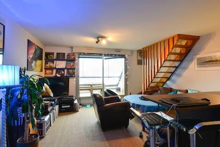 Chambre dans appartement vue sur mer - Guidel