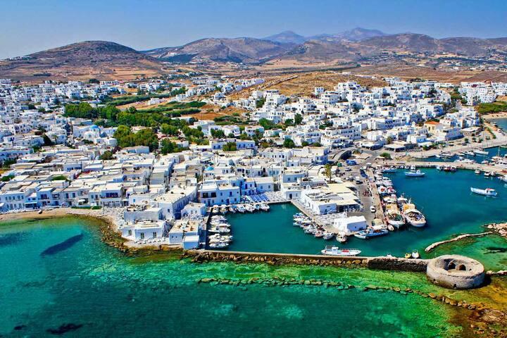 Luxury motoryacht 40ft in Paros - Naousa - Bateau