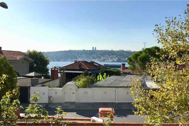 One Bedroom Apartment with Stunning Bosphorus View