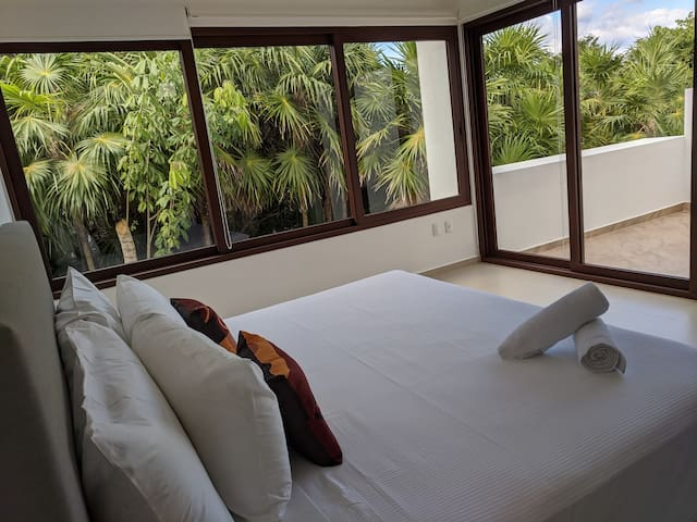 New Ocean Tao house on Akumal Beach · 30 min TULUM