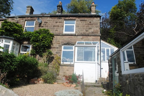 Cosy house with spectacular views in Matlock