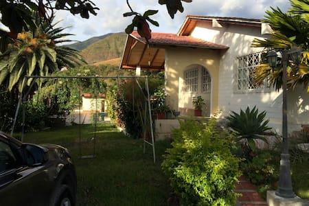 Hogar en Vilcabamba - Vilcabamba - Hus