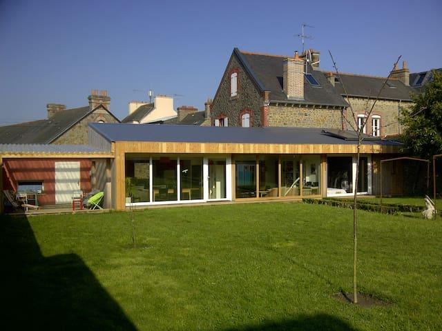 Agréable maison en Baie de Saint-Brieuc. - Saint-Brieuc - Huis